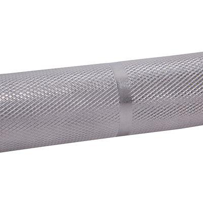 Barre de musculation chrome 1.20 m de diamètre 28 mm