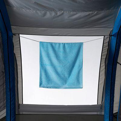Tente de camping familiale Arpenaz family 4.2  | 4 personnes 2 grandes chambres