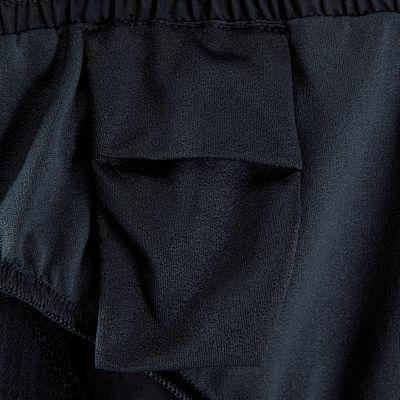 Short Running homme Elio noir gris