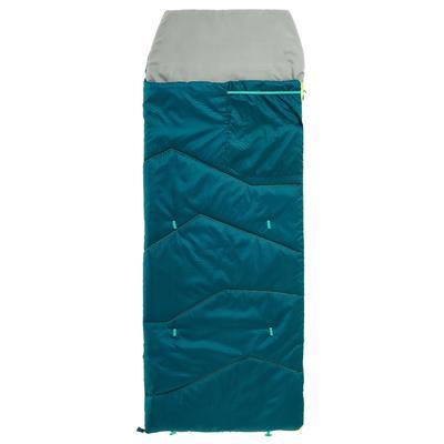 Sac de couchage MH100 10°C Junior Bleu