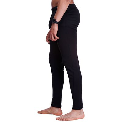 SOUS VETEMENT SKI SIMPLE WARM PANT NOIR WEDZE