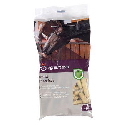 Friandises équitation cheval et poney FOUGATREATS pomme - 1KG