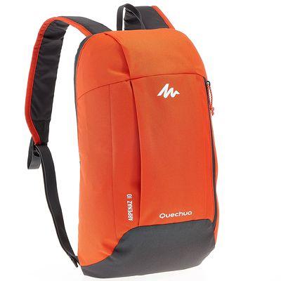 sac à dos de randonnée pour la journée Arpenaz 10L rouge/gris