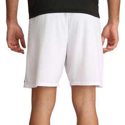 Short football adulte F100 blanc