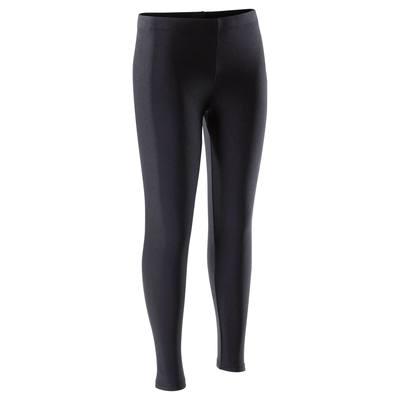 Legging Gymnastique Fille (GAF et GR) noir