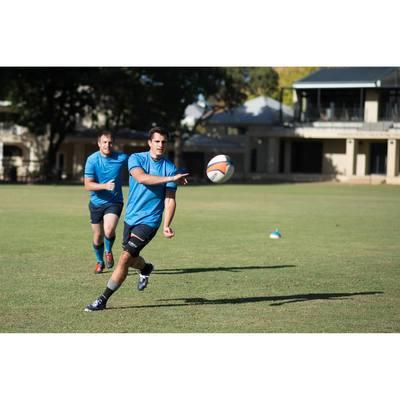 21f3e88d19 Maillot rugby adulte Full H 100 bleu - Clubs & Collectivités ...