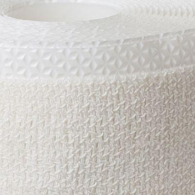 Bande de maintien élastique 3 cm x 2,5 m blanche