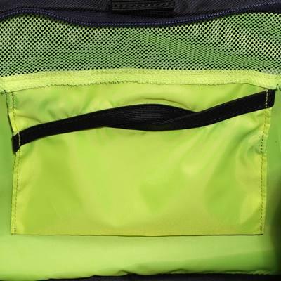Sac sports collectifs Régulier 30 litres bleu foncé jaune