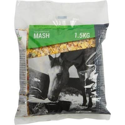 Complément alimentaire équitation cheval et poney MASH 1,5KG