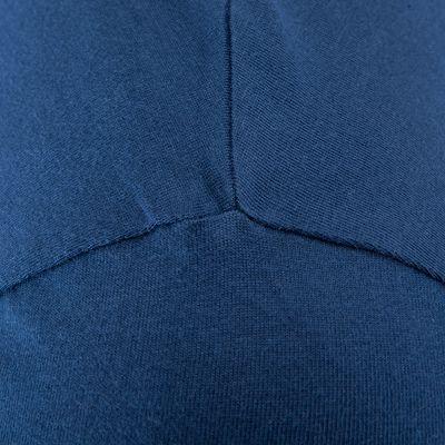 T-shirt Essentiel Sportee coton fitness homme bleu