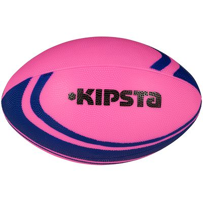 Ballon rugby Sunny taille 3 rose