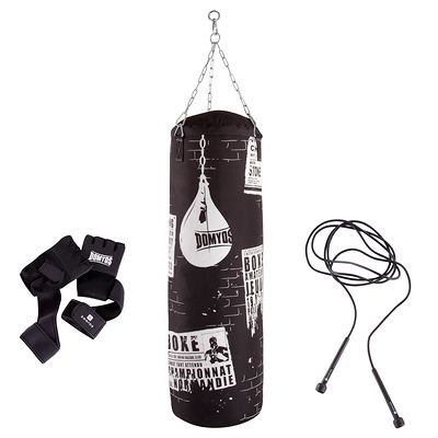 Kit de boxe Cardio Boxing
