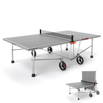 TABLE DE TENNIS DE TABLE FREE PPT 530 / FT 830 OUTDOOR