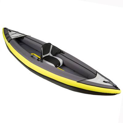 KAYAK GONFLABLE 1 PLACES NEW ITIWIT 1 JAUNE