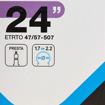 """CHAMBRE A AIR 24"""" PRESTA"""