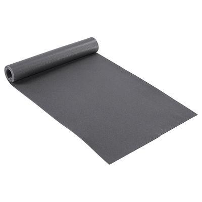 Tapis yoga doux ESSENTIAL 5mm gris foncé