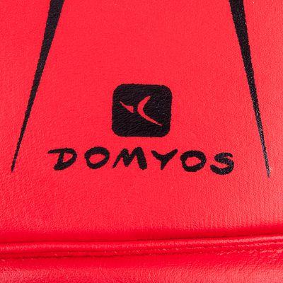 GANTS DE BOXE FKT 180 ROUGE DOMYOS