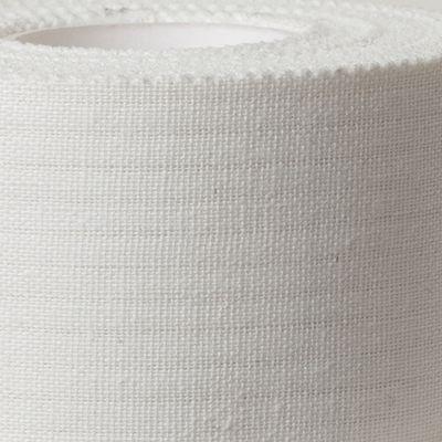 Bande non élastique Rigide collante blanche