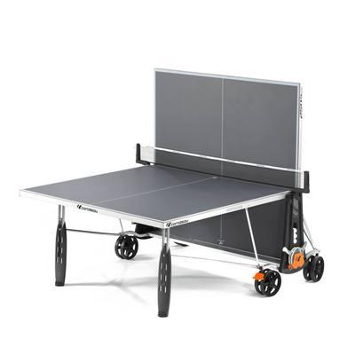 TABLE DE TENNIS DE TABLE 250S CROSSOVER GRIS