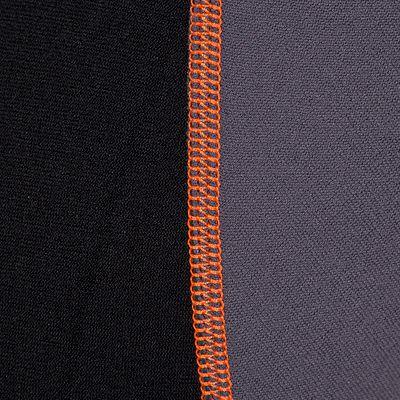 COMBINAISON DE CANOË KAYAK TRIBORD LONGJOHN CK500 NOIR