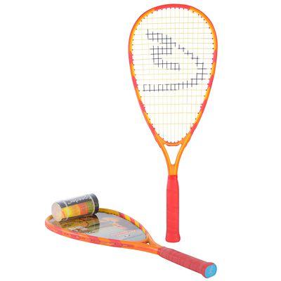 Speedminton set pour jouer au speed badminton partout.