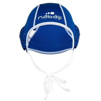 Lot 13 bonnets Water Polo adulte entrainement bleu