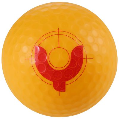Y GOLF XL BALL ORANGE CLAIR