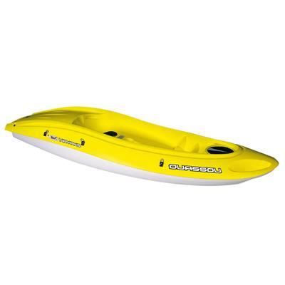 Kayak Ouassou jaune
