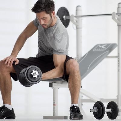 Kit haltères musculation 30 kg