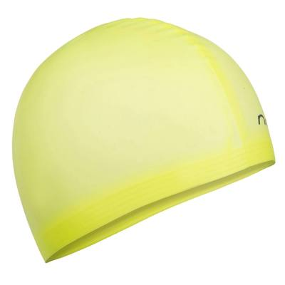 BONNET DE BAIN SILICONE LIGHT JAUNE