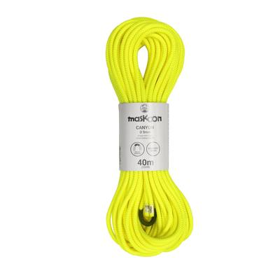 Corde semi-statique Canyoning type B CANYON 9 mm X 40 m