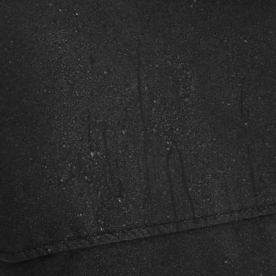 Veste Softshell Randonnée Homme WindWarm 100 Noir