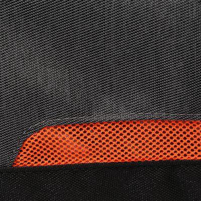 Sac sports collectifs Régulier 85 litres gris foncé orange