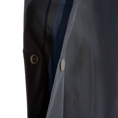 Poncho Pluie imperméable Arpenaz 10L Adulte Bleu