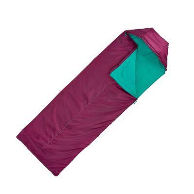 Sac de couchage de randonnée FORCLAZ 15° violet