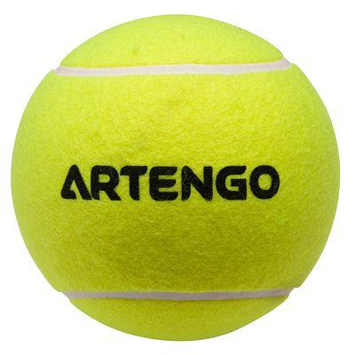 BALLE DE TENNIS GEANTE JUMBO BALL JAUNE