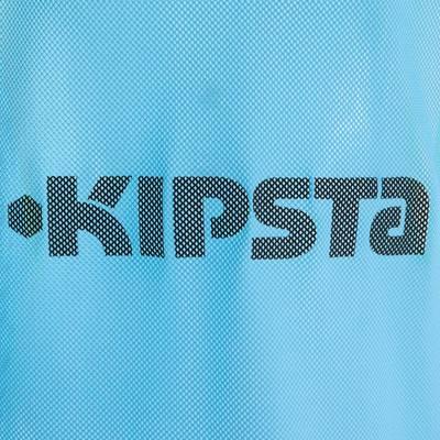 CHASUBLE DE SPORT KIPSTA ENFANT BLEUE