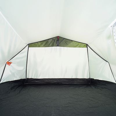Tente camping 2 seconds EASY 2 vert - 2 personnes