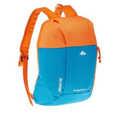Sac à dos de randonnée enfant Arpenaz Kid bleu orange