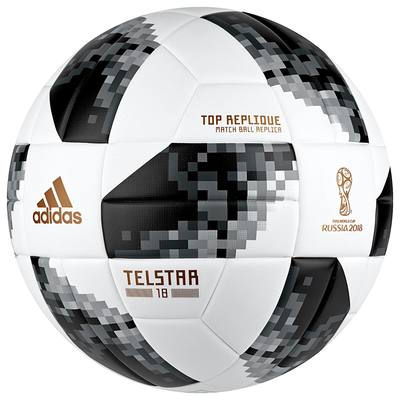 BALLON DE FOOTBALL COUPE DU MONDE 2018 TOP REPLIQUE