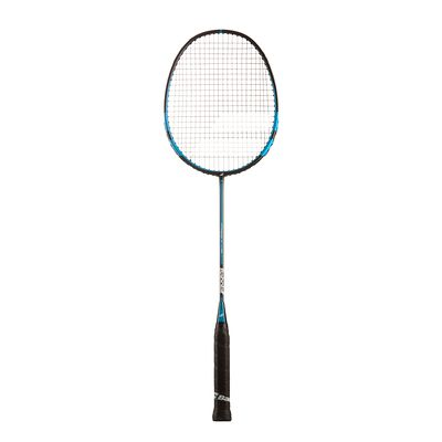 RAQUETTE DE BADMINTON FIRST LTD BLEU