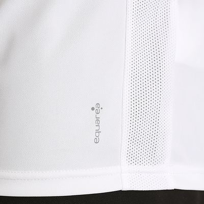 Maillot football adulte F100 blanc