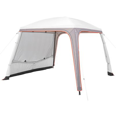 SEJOUR A PORTES CAMPING / CAMP ARPENAZ 3x3  10 PERS.  UPF50+FRESH  BLANC