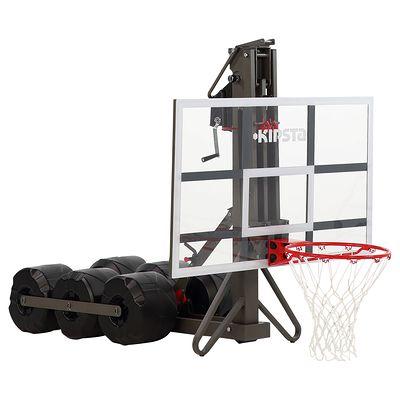 Panier de basket B900 easymontage adulte gris