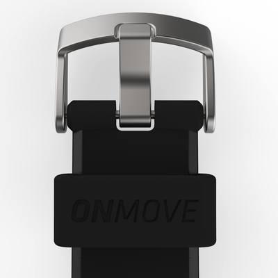Montre GPS ONMOVE 220 GPS NOIR ROUGE