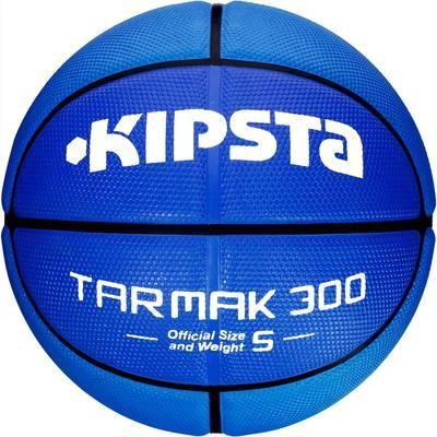 Ballon de Basketball adulte Tarmak 300 taille 5 bleu