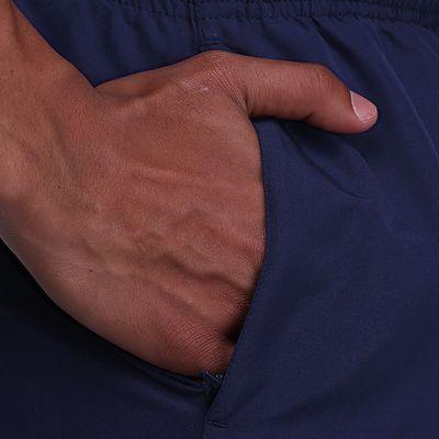 Survêtement respirant musculation homme bleu