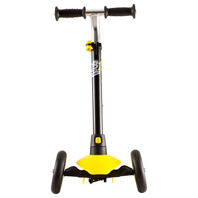 TROTTINETTE B1 COQUE JAUNE