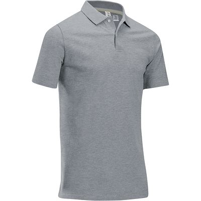 POLO INTACTEE GRIS CHINE