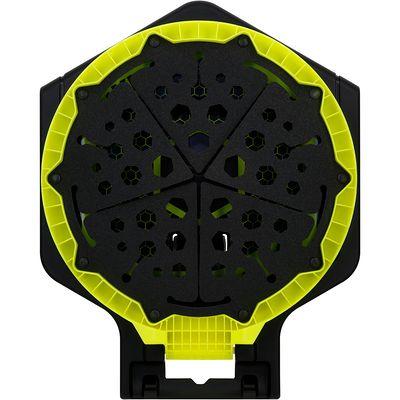 Panier basketball The Hoop noir jaune